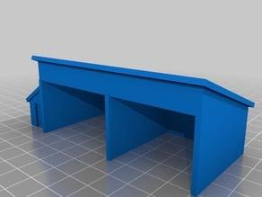 large garage ( n gauge)