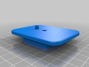 Quick release camera mount for SLIK F153