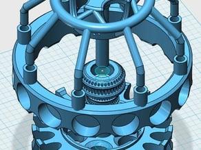 Brushed DC Motor ( Outrunner )