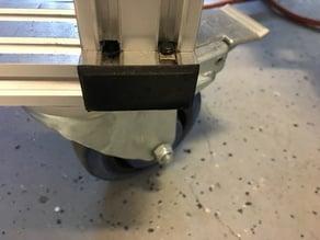 End Caps Aluminum Extrusions