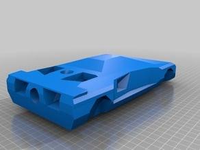 Polygonal Ford GT (2017)