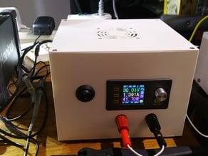 Labo power supply 0-35V 0-2A