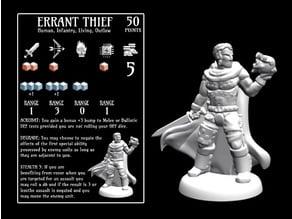 Errant Thief (18mm scale)