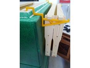 Segeberger Beehive Frame Hook / DNM