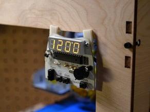 ClockIt MakerBot Mounting Brackets