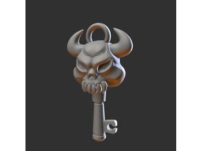 Zelda Boss Key