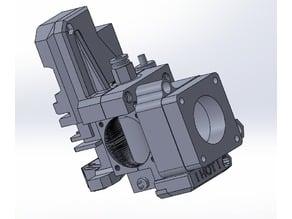Prusa I3 MK2 bowden + M12 senzor