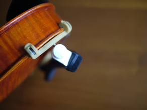 Violin Shoulder Rest End Members (KUN)
