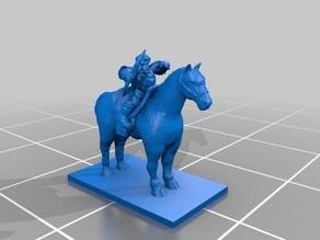 Dwarves - Horse Archer
