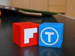 Thingiverse/Flipboard Icon