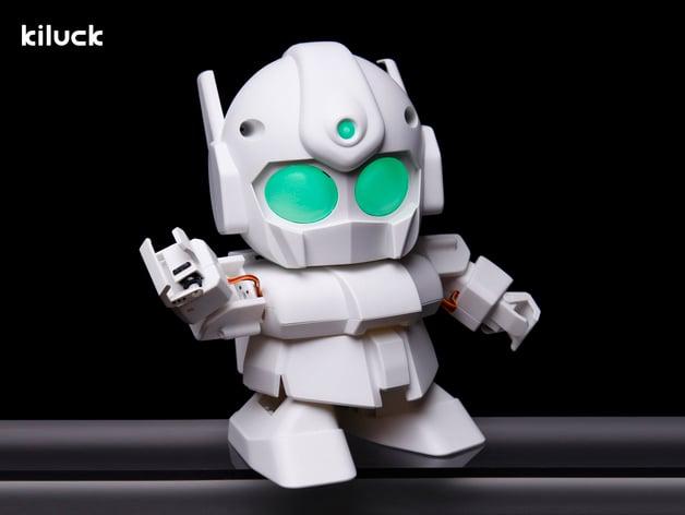 Humanoid Robot Design Pdf