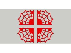 Web bracket for Tevo Tarantula