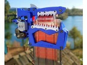 Nerf Dart Shark - Magazine Reloader