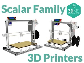Scalar Family - 3D Printer