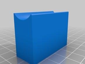 Samsung micro-wave door handlebar support