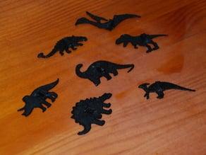 Shadow Theater - dinosaurs bundle