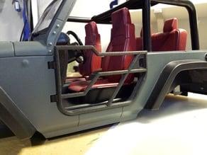 RC Jeep JK Tube Doors V1