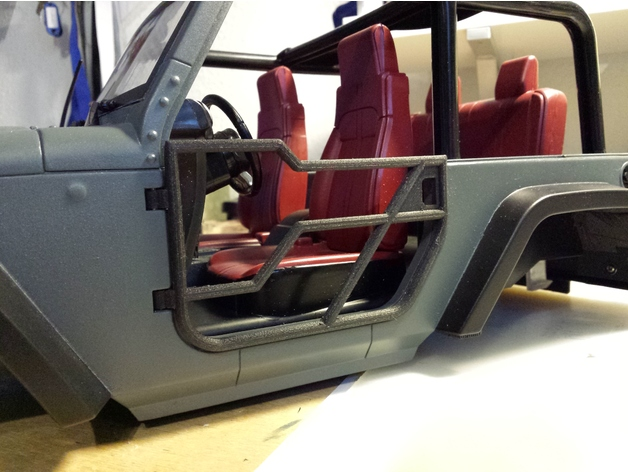 & RC Jeep JK Tube Doors V1 by domi1974 - Thingiverse