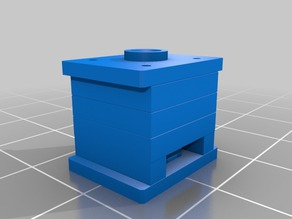 injection mold model