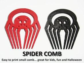 SPIDER COMB