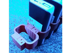 Modular Powerbank Storage