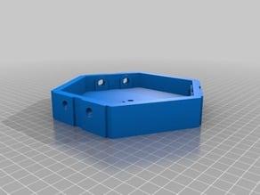 Motor consol Fastener/ center piece (Ash tray)