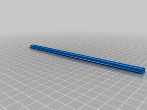 200mm long 8020 Series 10 Cable Clip
