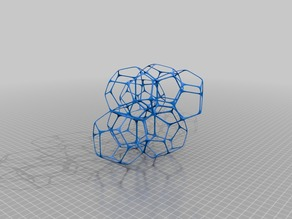 Very difficult to print wire frame