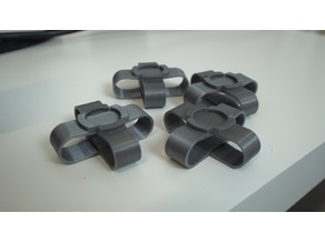 Anycubic Chiron feet damper