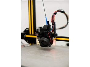 CR-10 / S BMG E3D V6 BL Touch Rugged Direct Mount