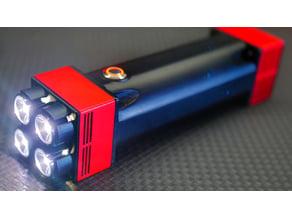 Arduino Quad Led Flashlight AF-20