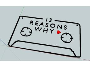 13 Reasons Why + Book