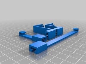 Rusta Dashcam mount adaptors
