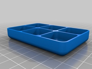 My Customized Square Trays