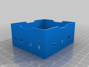 Box 80x70x36 Modular Organizer