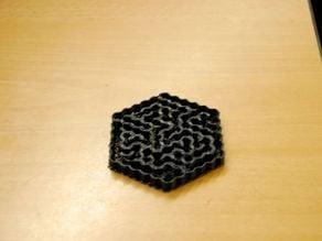 3D Labyrinth generator