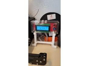 3D Printer Screen Holder