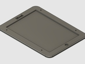 iFred tablet mockup prototyping for DinA4 sheets
