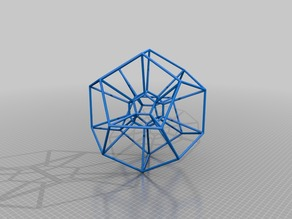 Dodecahedron Within a Dodecahedron