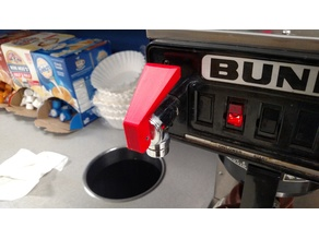 Bunn Hot Water Faucet Handle