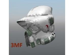 Clone Wars ARF Trooper Helmet