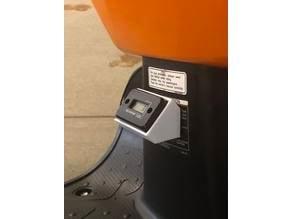 Honda Ruckus Zoomer Tachometer Mount