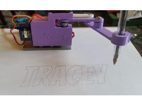 Tracey - Drawing Machine