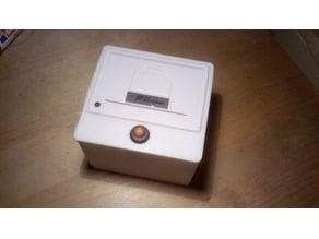 IOT Thermal Printer Case