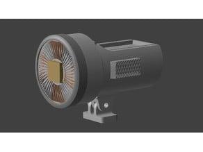 DIY Lighting 100w led projector