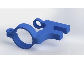 Dremel Tool Holder for Mini Lathe Manrod MR300 MR301