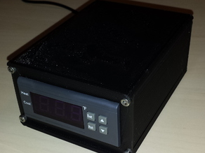 Sous Vide Temperature Controller Box
