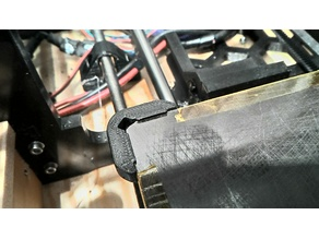 Pertinax 1mm Bedholder
