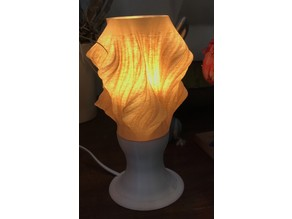 Table lamp stand for e14 bulbs (shade not included!!!)