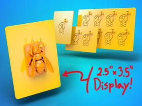 "3DK - 2.5"" x 3.5"" Display - 3DKitbash.com"